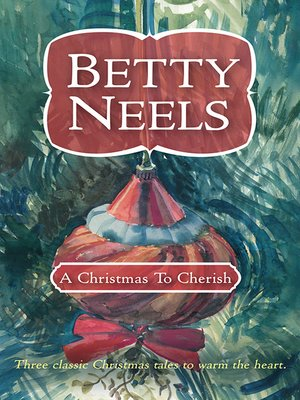 cover image of A Christmas to Cherish--3 Book Box Set